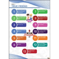 True Friend Afişi (Posteri)